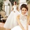 供应新娘绑带婚纱