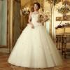 供应抹胸白色婚纱